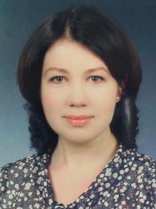 Kulyk Oleksandra 교수 사진